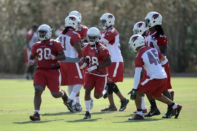 NFL: Arizona Cardinals-Minicamp