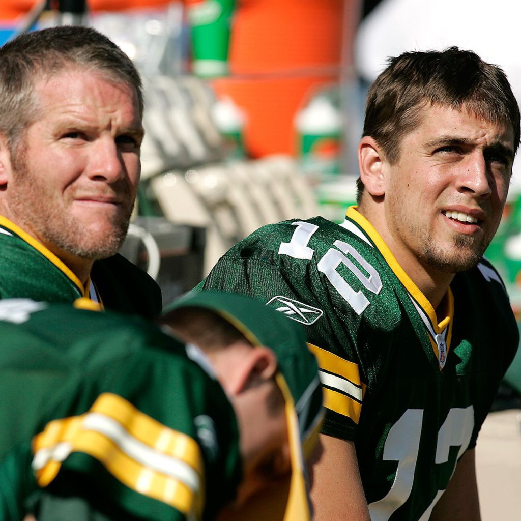 Favre Rodgers